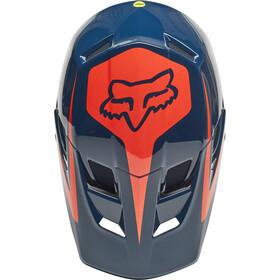 Fox Rampage Comp Repeat Helmet Men dark indigo